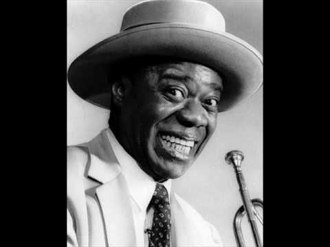 Louis Armstrong Ochi Chernyie (Dark eyes) - YouTube