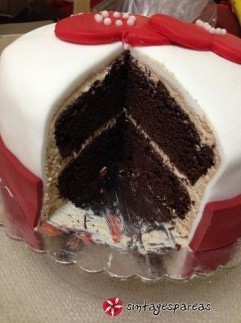 Ένα νόστιμο αφράτο σοκολατένιο κέικ (layer cake), ιδανικό για να αποτελέσει τη βάση τούρτας με βουτυρόκρεμα και ζαχαρόπαστα και να σηκώσει το βάρος ακόμα και της πιο πολύπλοκης δημιουργίας!