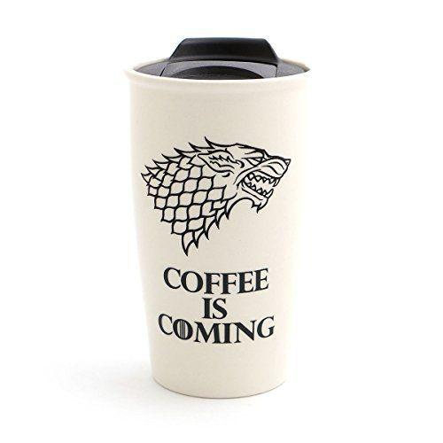 awesome Game of Thrones Parody Coffee Eco Travel Mug