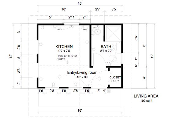 1000 ideas about micro house plans on pinterest tiny for Micro compact home floor plan