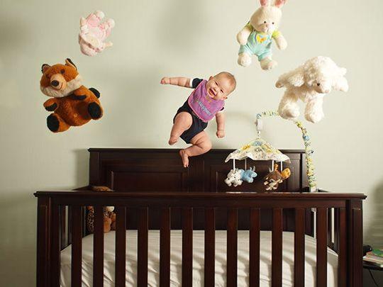 Wie Sie Ihr Baby zum Fliegen bringen   – Photography