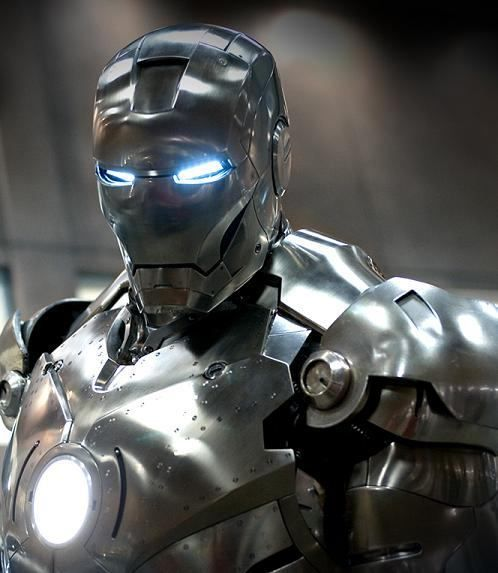 iron man silver suit metalic pinterest batman vs