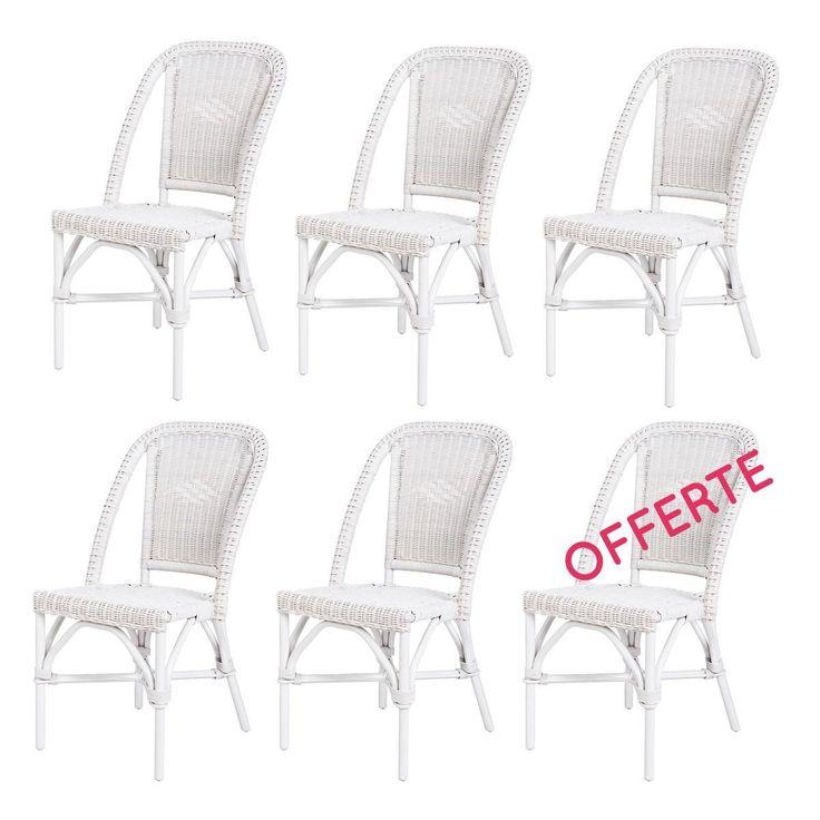 504 best images about meubles et d co la redoute on pinterest for Soldes chaises rotin
