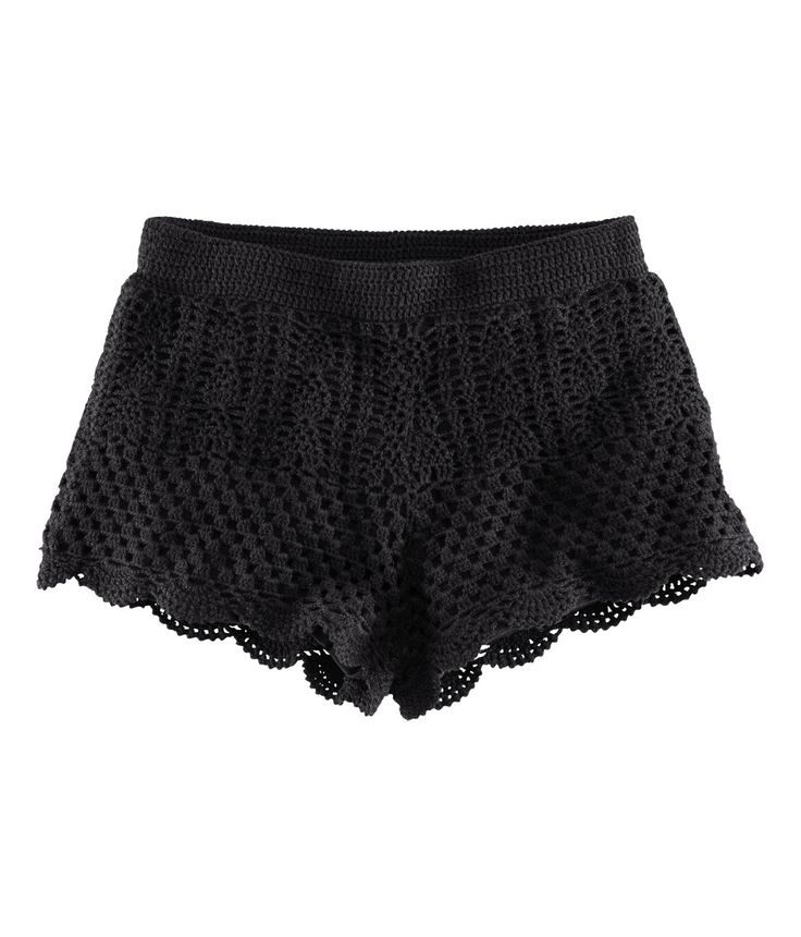 Crochet DA Anjinha: Shorts in Croche