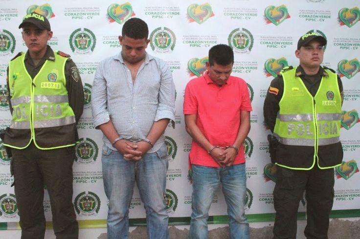 Noticias de Cúcuta: Detenidos dos presuntos integrantes de la banda cr...