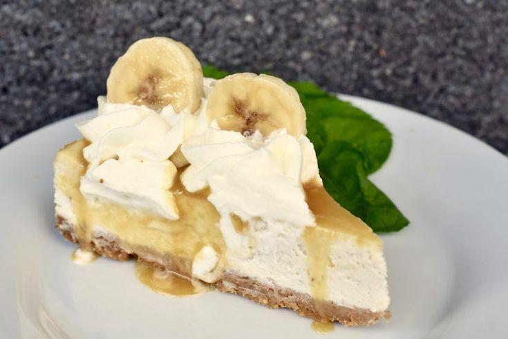 Banoffee cheesecake | Hannas bageri
