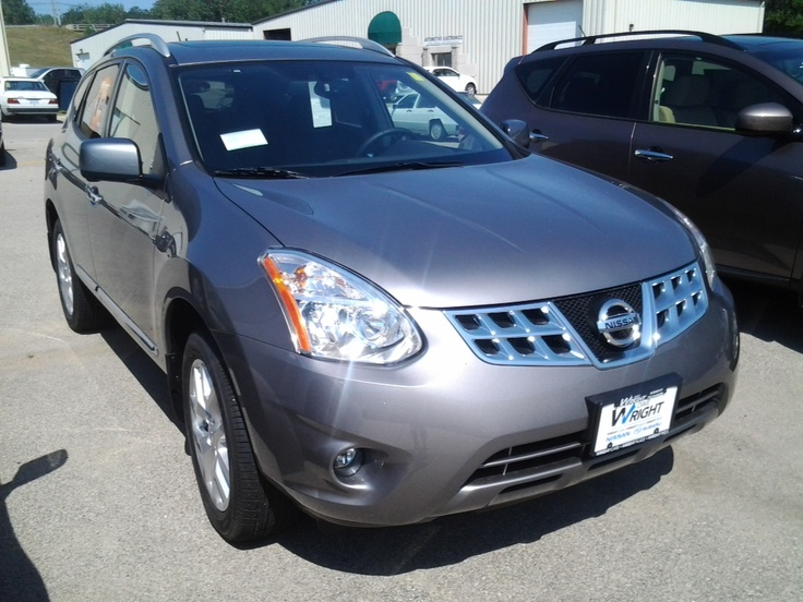 2012 Nissan Rogue SV with SL package
