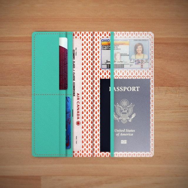 Passport/Travel Organizer