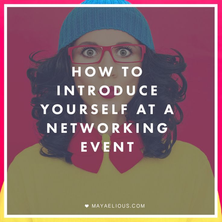 Networking events have been around forever, and yet, people still haven't really mastered how to properly introduce themselves. How many networking events have you been to where you feel like there was no benefit to showing up? You either gravitate towards the same people because you don't know what to say to new faces or [...] Read More