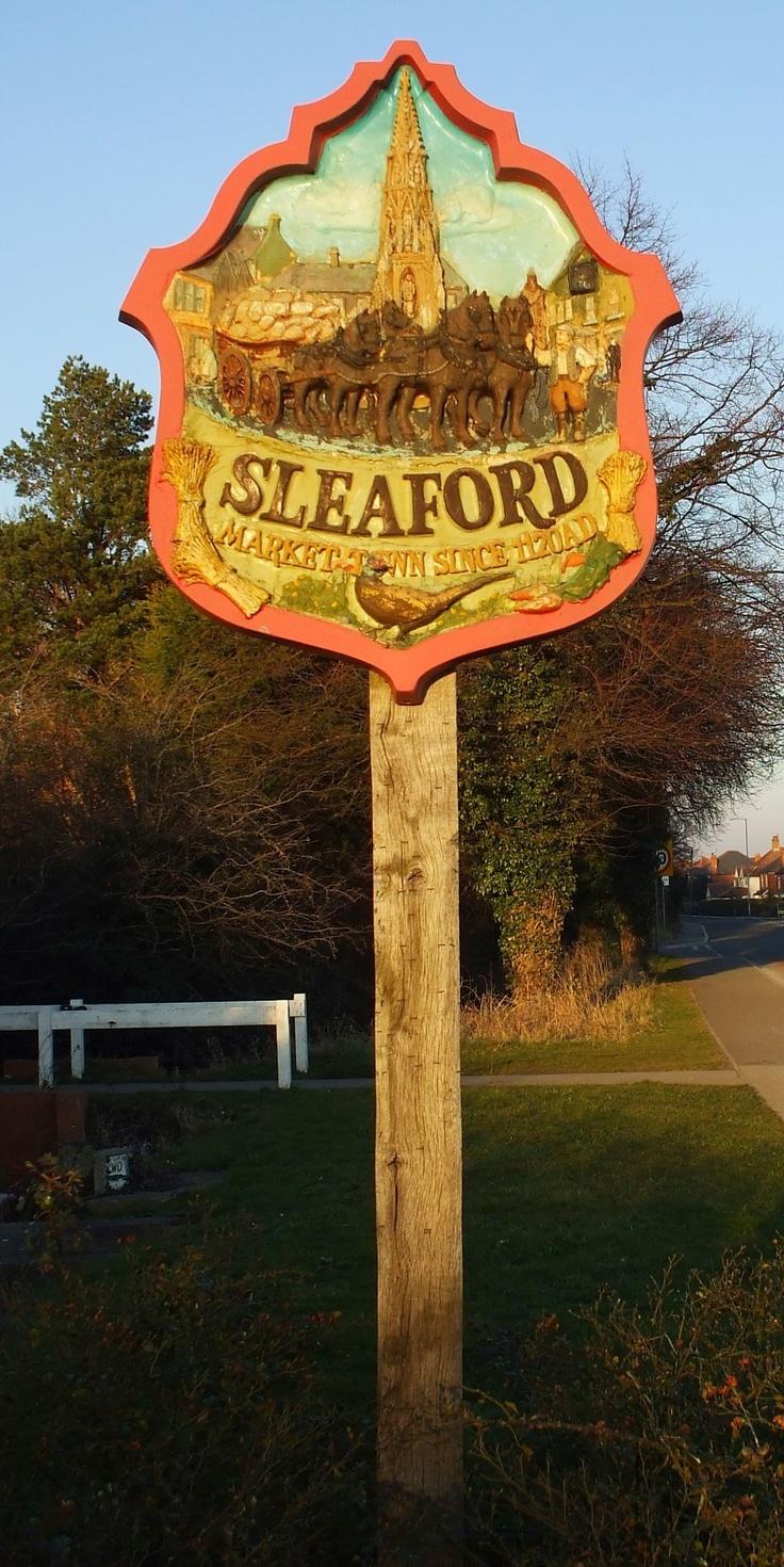 Sleaford, Lincs