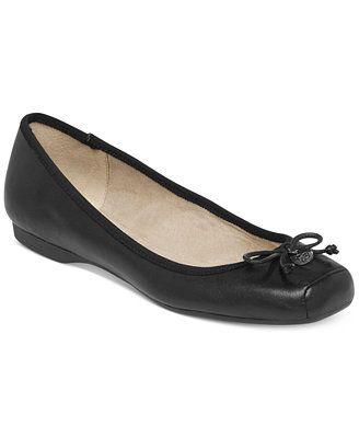 Jessica - Black - 8.5 M - Jessica Simpson Manie Ballet Flats