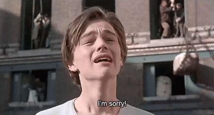 As told by Leonardo DiCaprio.