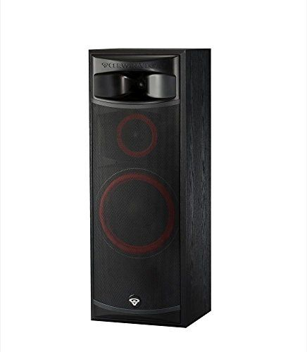 Cerwin-Vega XLS-12 3-Way Home Audio Floor Tower Speaker (Each, Black)           $ 399.00 Home Audio Speakers Product Features Power Capacity: 300 watts (Peak) 12″ Cast Frame High Excursion Woofer 6.5″ Woofer with Fiber Impregnated Cone 1″ Soft Dome Tweeter with Ferro Fluid Frequency Response: 43 Hz – 20 kHz (-3 dB), 37 Hz – 20 kHz (-10 dB) Home Audio Speakers Product Description The most popular […]  http://www.speakersstore.com/cerwin-vega-xls-12-3-way-home-audio-floor-tow..