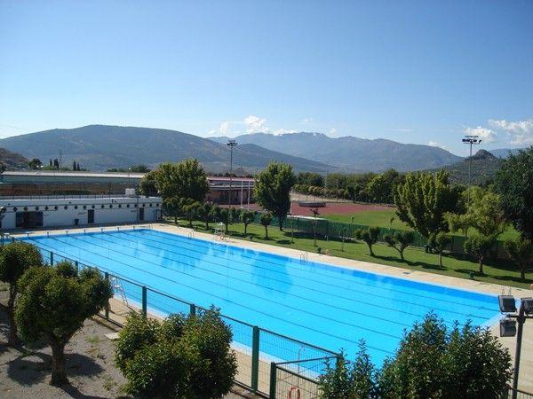 Las tres piscinas municipales abren el sábado la temporada de verano