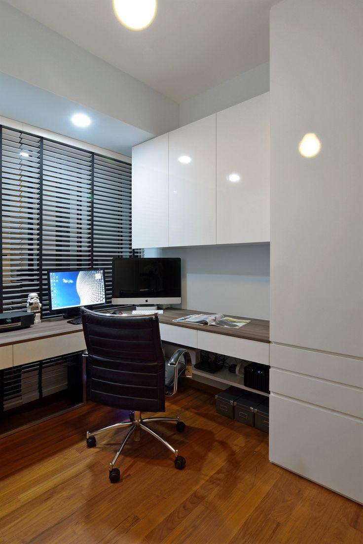 #Ambientes #Interiores #Inspiracao #Criatividade #Design #DesignInteriores #HommeOffice #Escritorio #Office