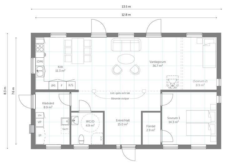 Bygga hus - hjältevadshus