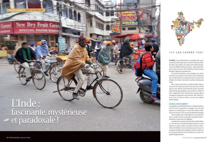 L'Inde fascinante, mystérieuse et paradoxale
