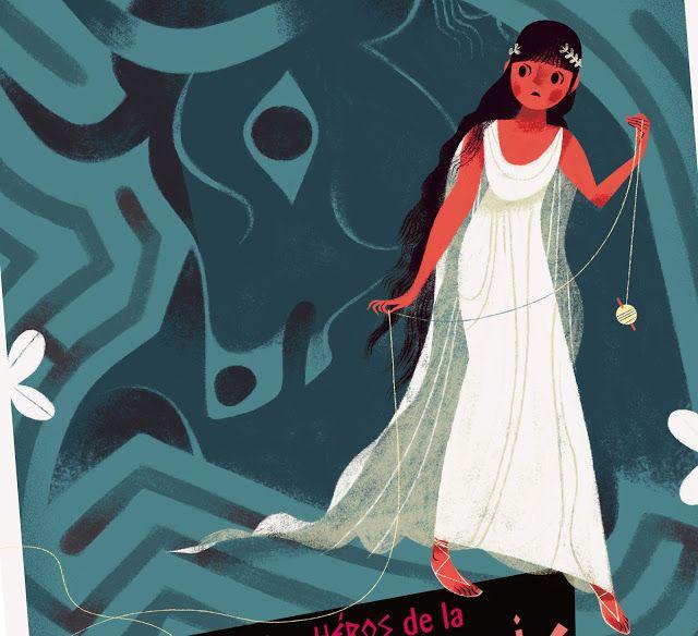 annette marnat: Mythologie