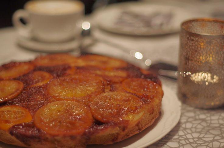Orange Upside Down Cake | Easy Recipe