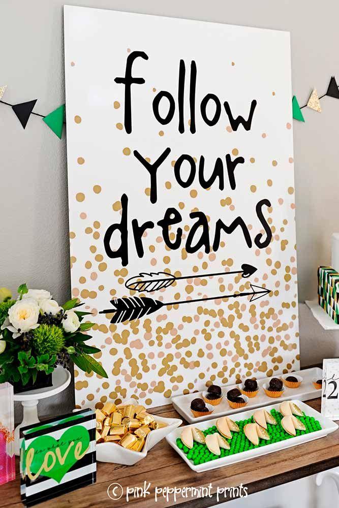 24 creative graduation party decoration ideas for more fun - Graduation Party