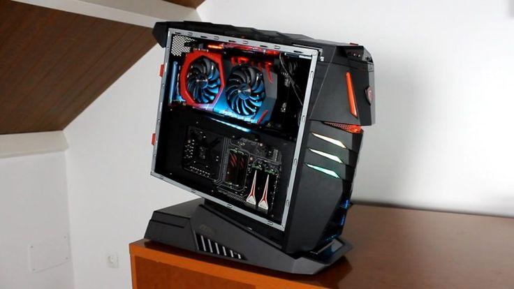 Aegis Ti3, el PC Gaming mas potente de MSI #Hardware