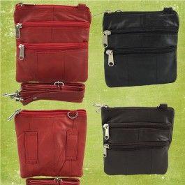Genuine Sheepskin Leather small cross body bag LB56702