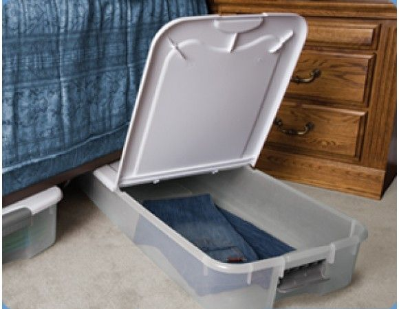 The 74 Quart Ultra™ Storage Box features durable latches that attach the lid securely to the base to ensure that contents remain secure when stored. The see-through base allows contents to be easily identified, and multiple bases are able to stack on top of each other. This latch storage box is ideal for storing small items in the basement, garage, and attic.  Features:- Durable construction. See-through base allows contents to be viewed quickly and easily. Stackable for efficient use of…