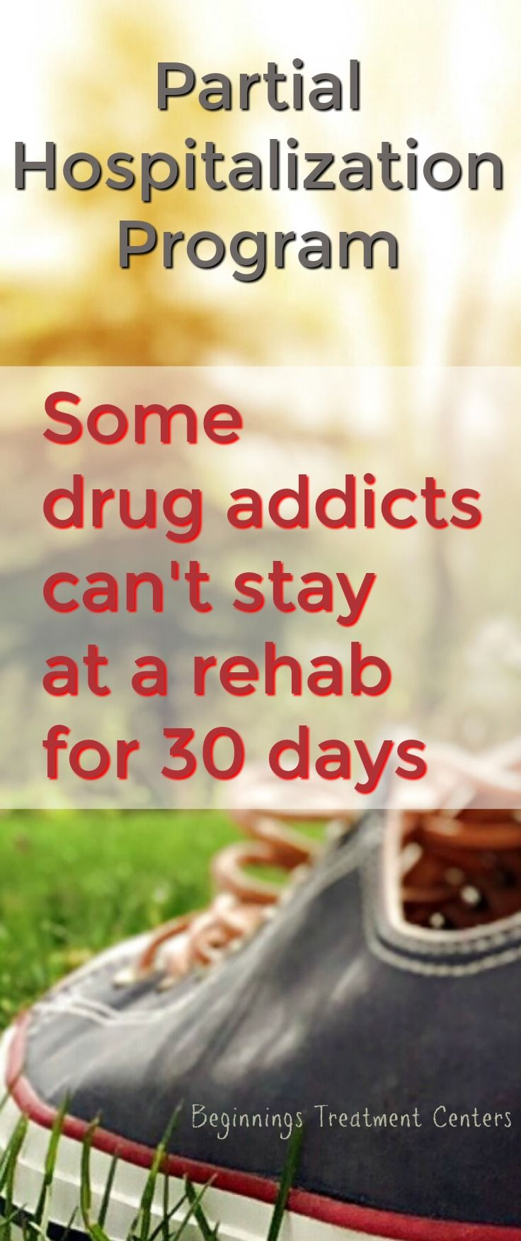 """A Partial Hospitalization Program, or PHP program, is an addiction treatment program designed for individuals who benefit from structured programming but do not require 24-hour supervision or medical assistance. This level of care provides for partial hospitalization or day treatment services, and is sometimes referred to as a """"day program"""" http://stfi.re/yagydrg"""