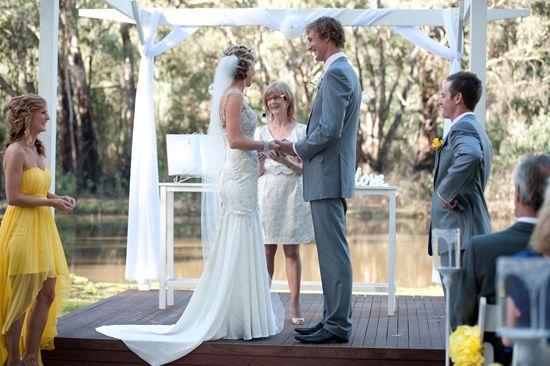 Selina and Lenny / Elegant Moama Wedding / Rose Zurzolo Couture