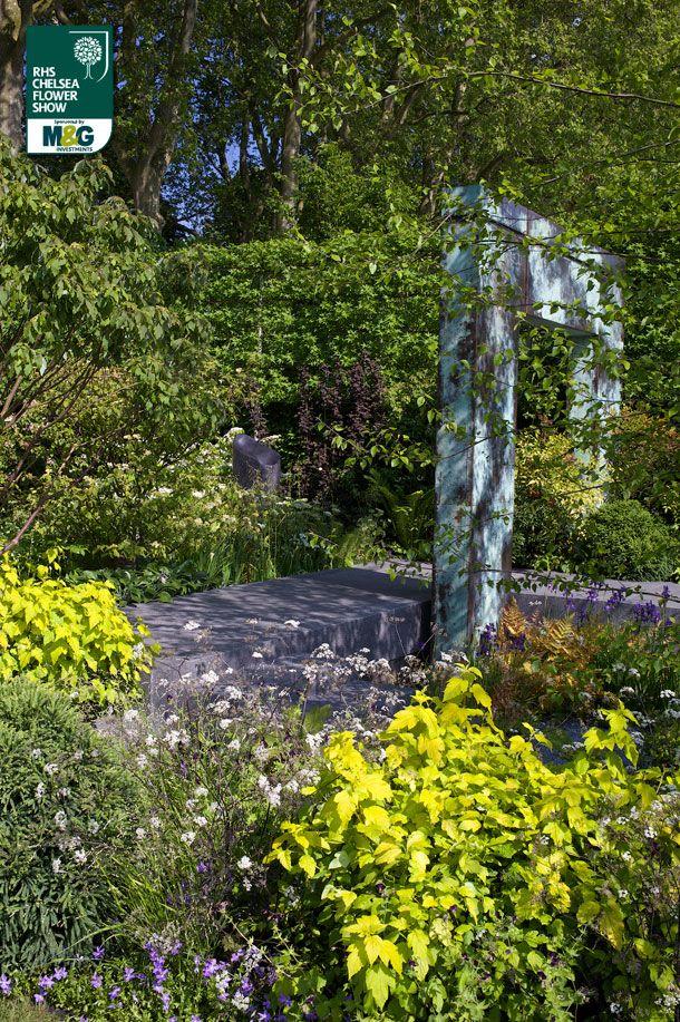 RHS Chelsea Flower Show: Garden Designs: 10+ Handpicked