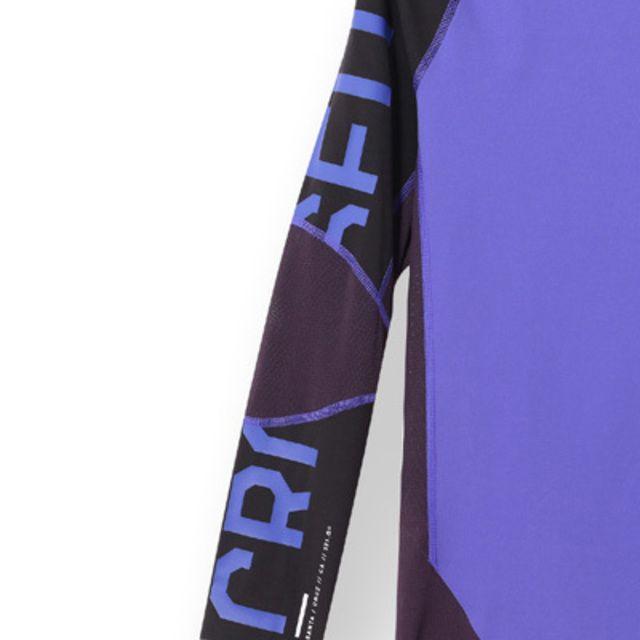 【Reebok (リーボック) CrossFit クロスフィット MW コンプレッション ロングスリーブ Tシャツ】REEBOK
