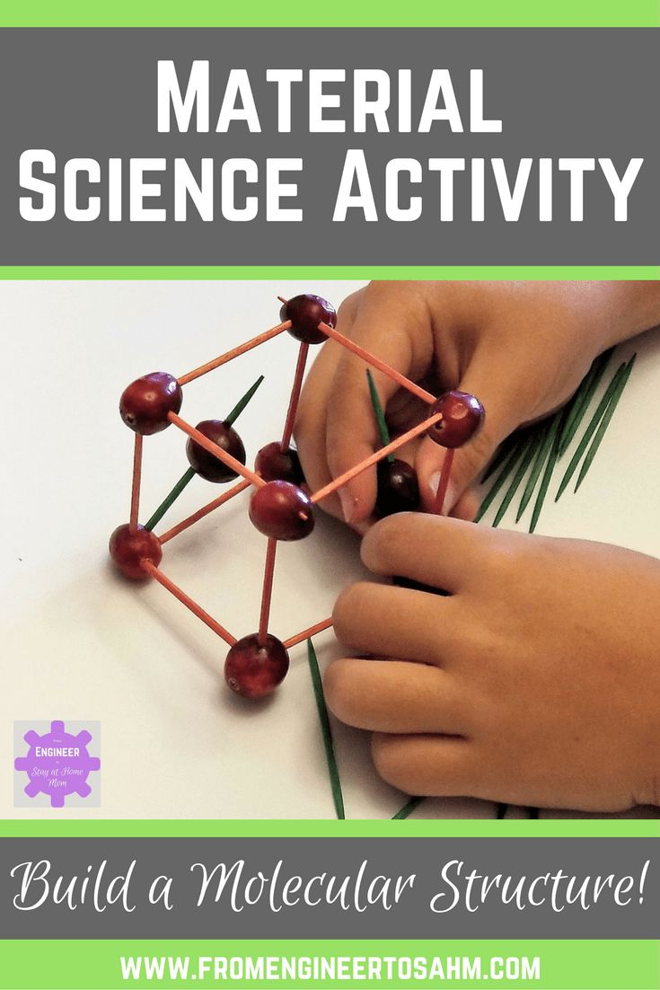 Material Science Activity for Kids | How to make a Molecular Structure | A simple activity to teach kids about the molecular structure of metals
