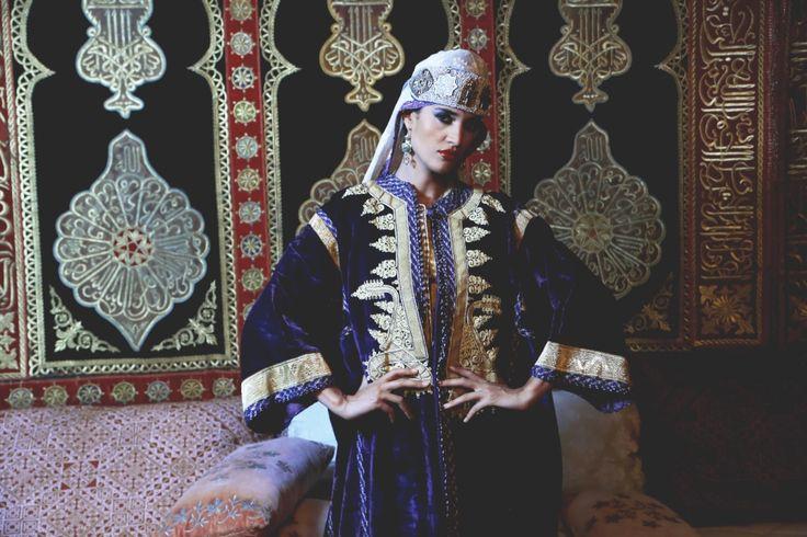 #Caftan #Vintage #Morocco