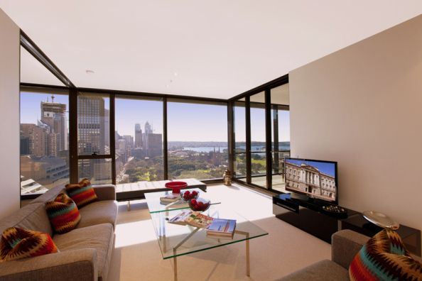 Sydney, NSW, Australia • Luxury apartment in central Sydney • VIEW THIS HOME ►   https://www.homeexchange.com/en/listing/40022/