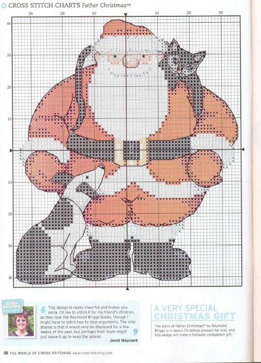 Gallery.ru / Фото #15 - The world of cross stitching 144 - Olechka54