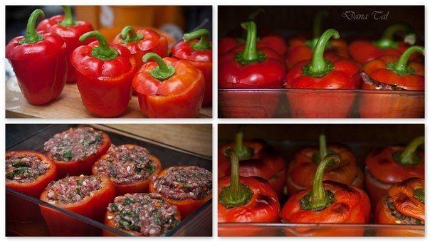 Крутые перцы:) | Кулинарные Рецепты