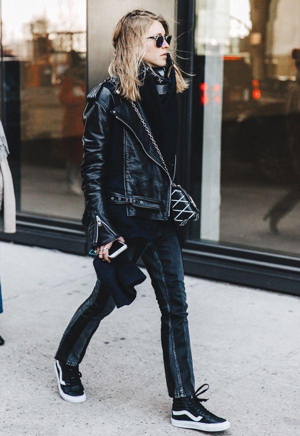 NYFW Fall 2016 Street Style