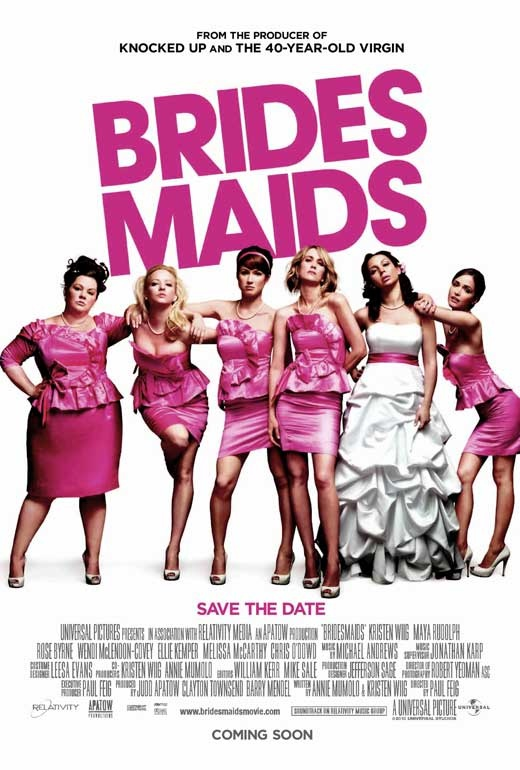 Bridesmaids There Is Not Many Movie Sceens As Funny The Wedding Dress