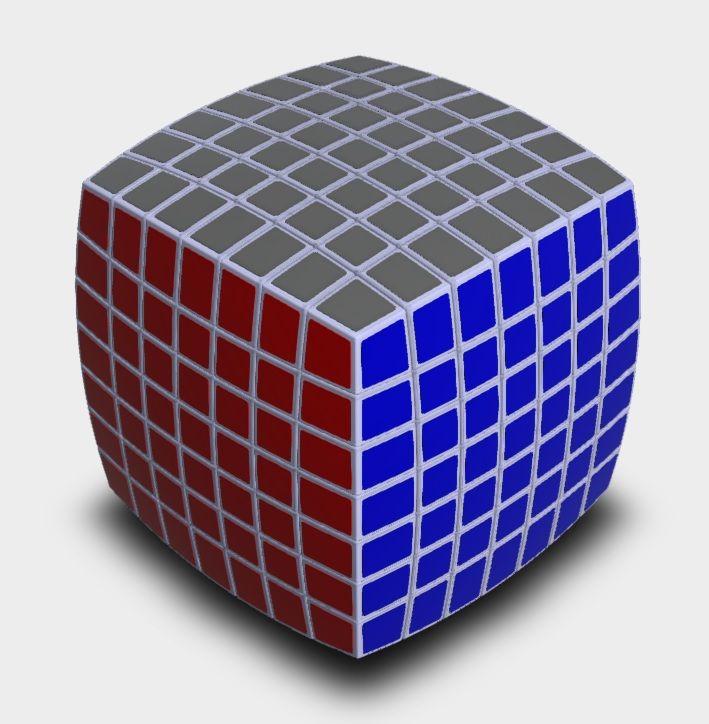 7x7x7 Cube