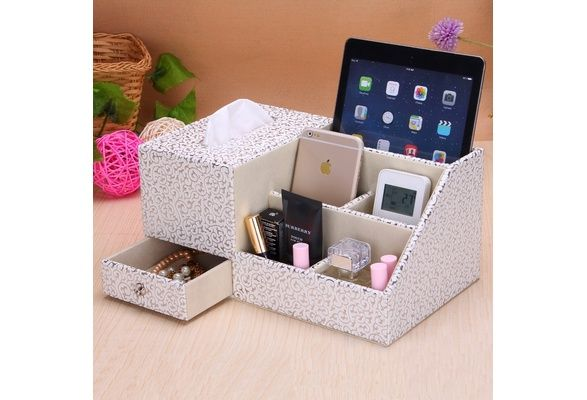 Multi Functional Paper Towel Box Office Remote Control Box $18 USD #wish #onlineshopping #shoppingmadefun #fashion #gift #creativeliving #householdgoods #homedecor #home