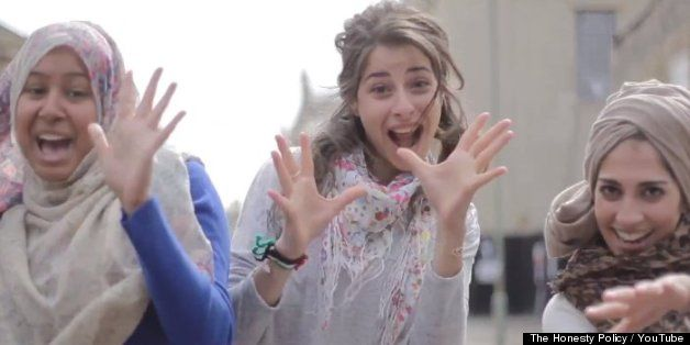 These 'Happy British Muslims' Rock Out To Pharrell Williams And It Is Beyond Amazing (VIDEO)