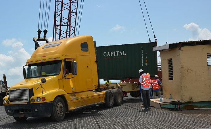 International Shipping of Personal Effects to Belize City, Belize with a Reliable International Shipping Company
