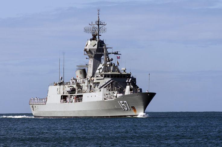 HMAS Perth III - ANZAC class frigate