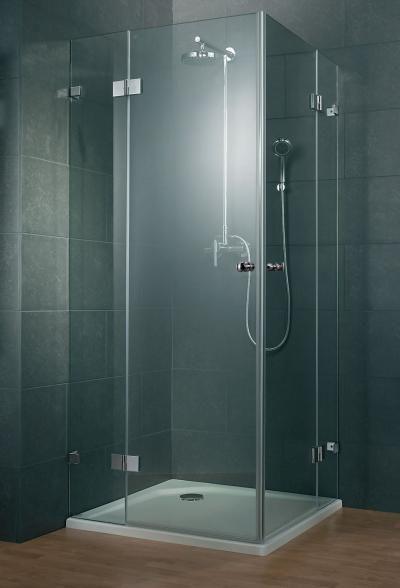 Schulte Davita Eckeinstieg 8 Mm 4 Teilig Badezimmer