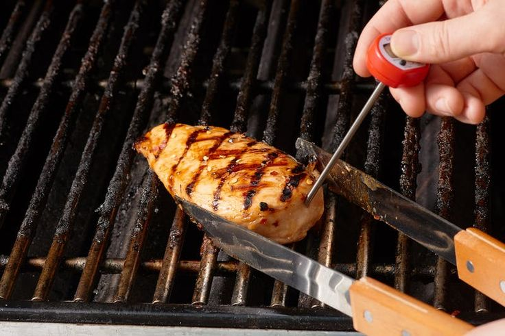 grilled bbq chicken breast brine and marinade