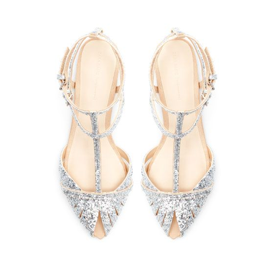 Zara Wedding Flats