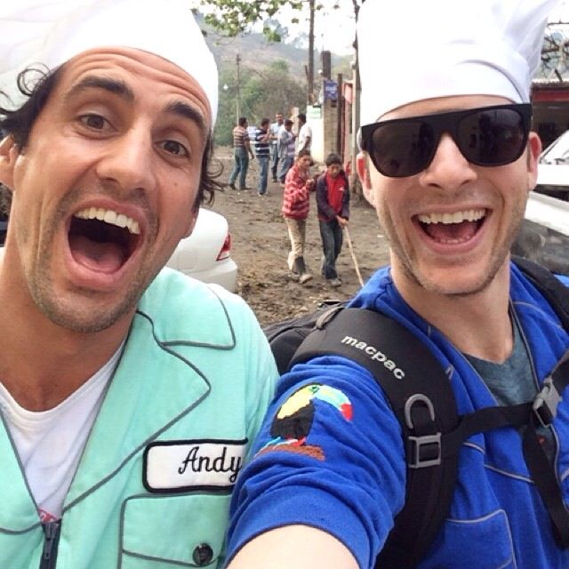 Gap year is back Hamish and Andy yeeeewww