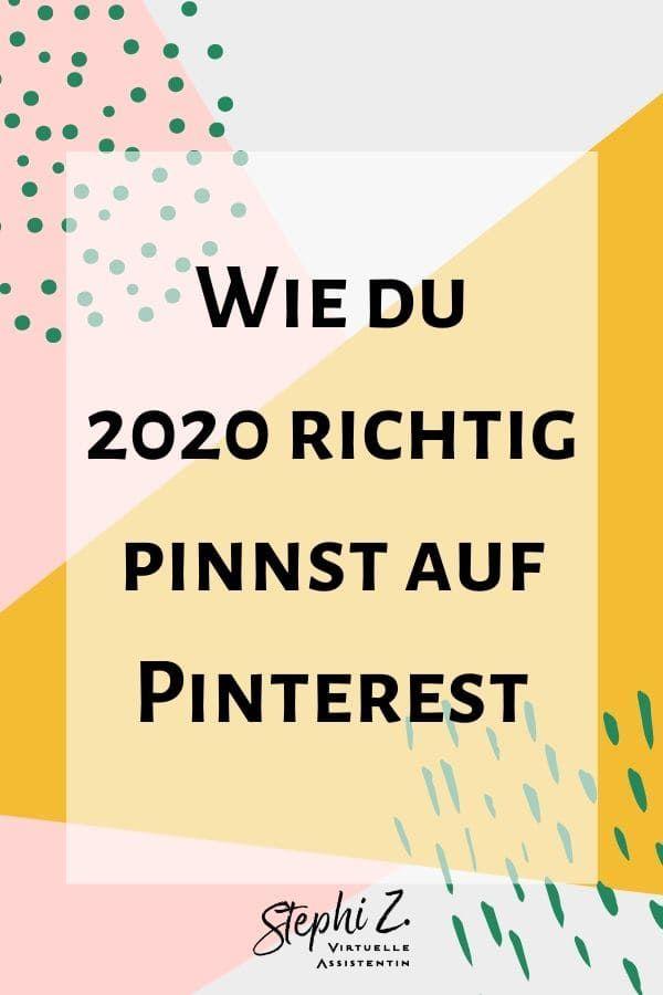 Pin auf Pinterest Marketing Strategie | Tipps & Tricks