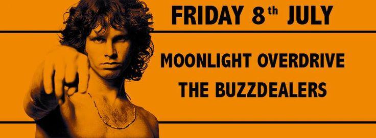 Σαν σήμερα, ο Jim Morrison βρίσκεται νεκρός στο διαμέρισμα του, αφήνοντας πίσω του τη θρυλική μουσική των The Doors... 45 χρόνια μετά οι Moonlight Overdrive και οι The BuzzDealers θα μας μεταφέρουν στον rock 'n roll κόσμο του συγκροτήματος σε μία μοναδική συναυλία! 8/7, Live Stage @ The Bar, Κηφισίας 219 στο Αμαλίειο! Περισσότερα στο http://festivalmaroussi.gr/events/events-2016/188-moonlight-overdrive-the-buzz-dealers #fm2016   #festival   #maroussi   #jimmorrison   #thedoors