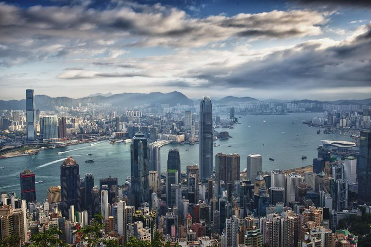 Hong Kong by Andrea Izzotti on 500px